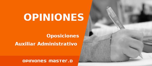 aprobar oposiciones administrativos