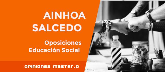 Opiniones Oposiciones Educación Social
