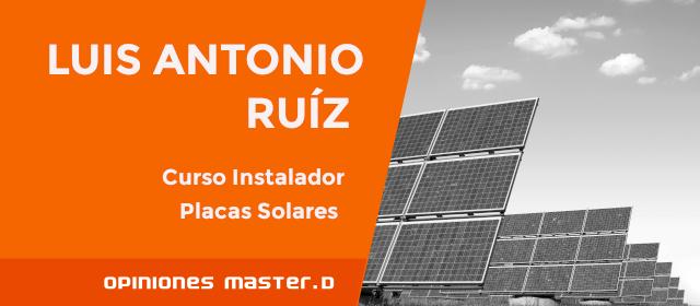 estudiar instalación placas solares