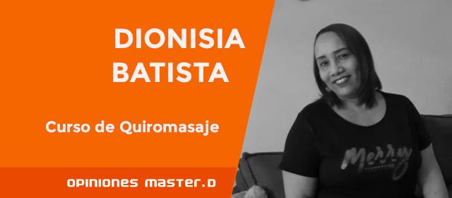 Estudiar Quiromasaje Online