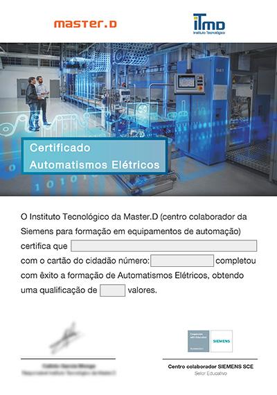 Exemplo Certificado Master.D
