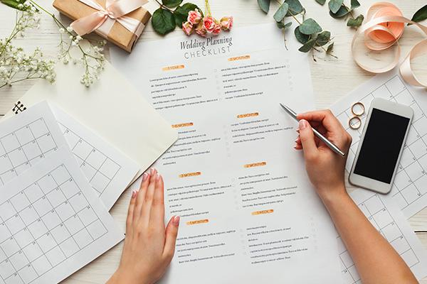Curso de Wedding Planning e Organização de Eventos