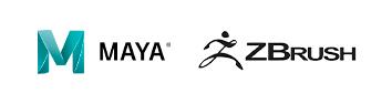 curso maya y zbrush