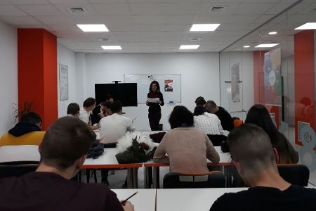 Academia Oposiciones Pamplona