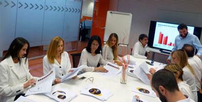 Escuela de Negocios Pamplona
