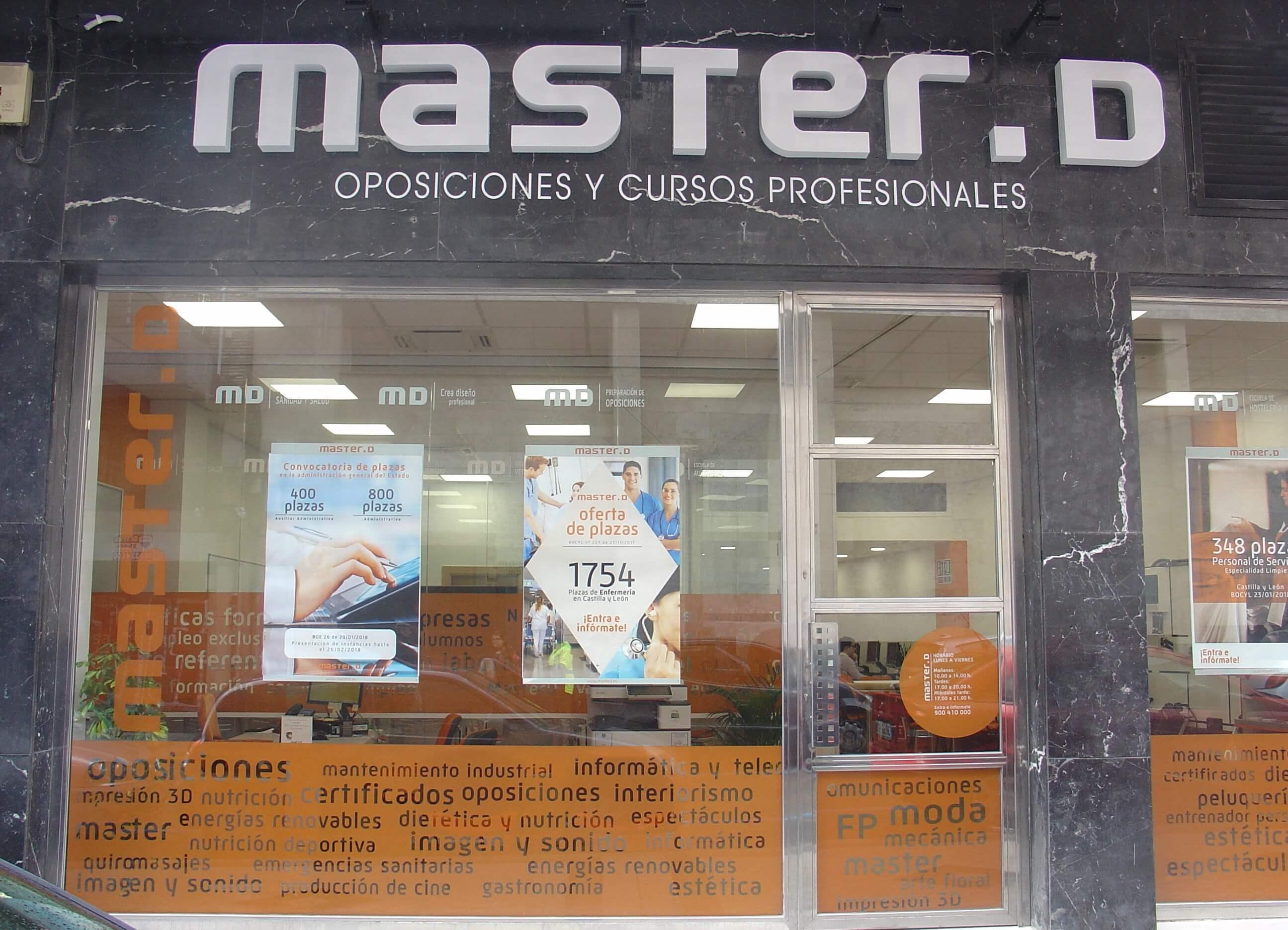 Academia Oposiciones Educacion Valladolid