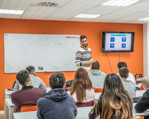 Estudiar Oposiciones Castellón
