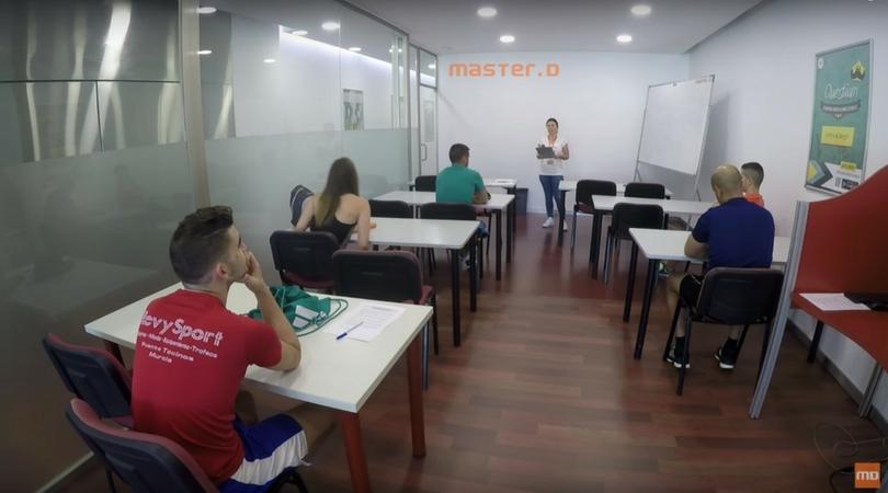 Academia Oposiciones Murcia