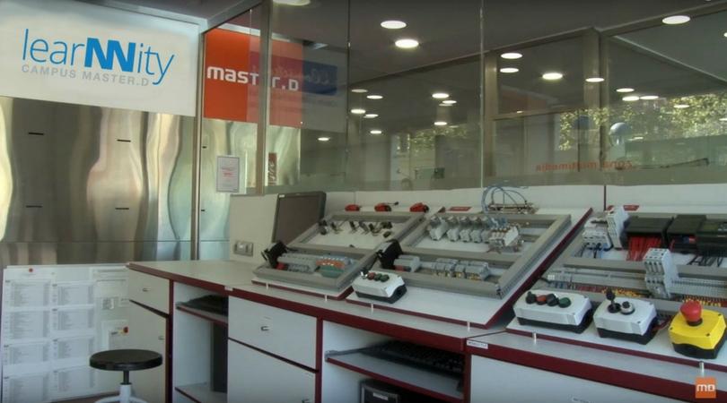MasterD Murcia técnicos