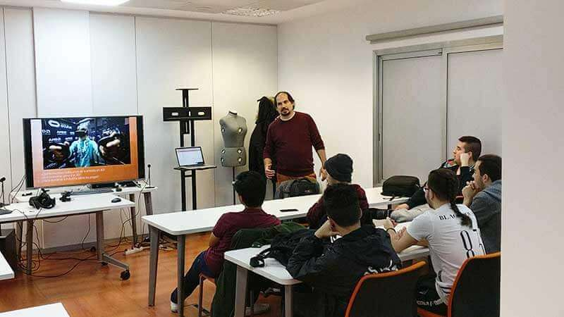 Cursos Videojuegos Murcia