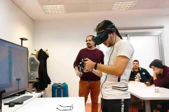 Escuela Videojuegos Murcia