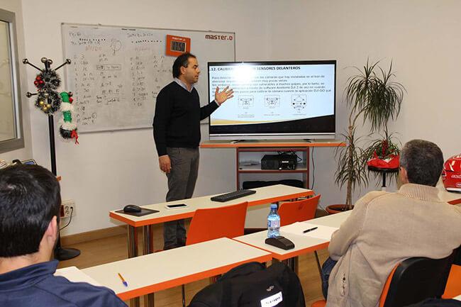 Masterd Málaga clase