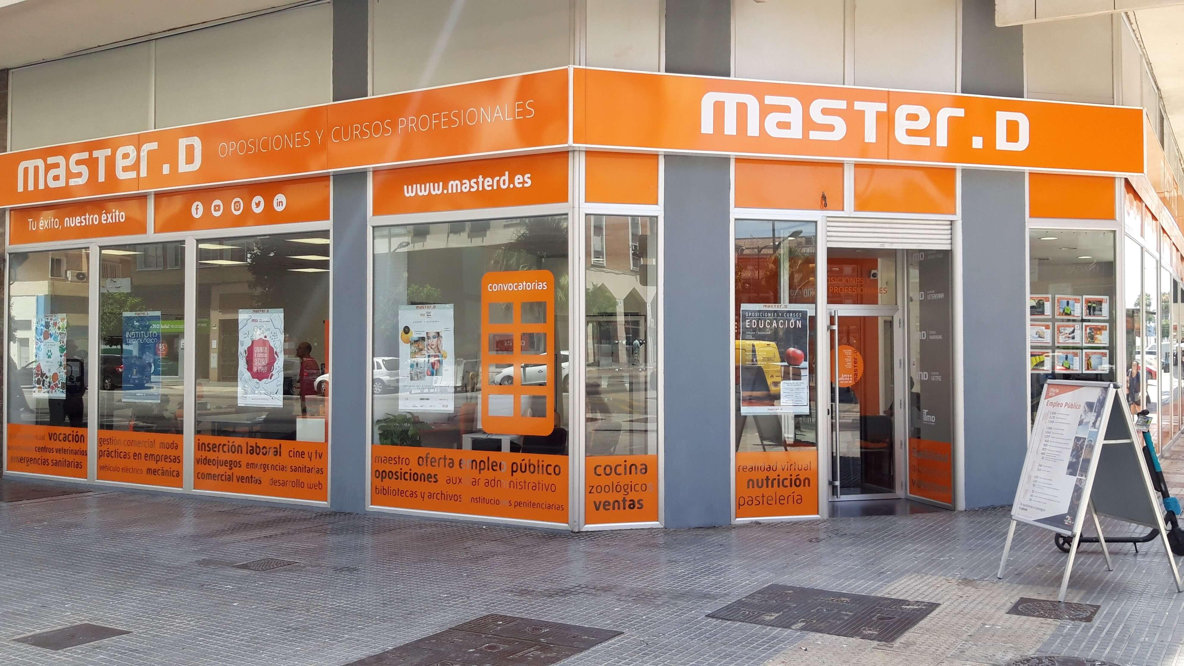 MasterD Málaga