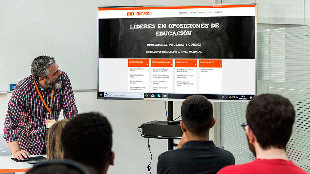Curso Educacion Infantil Malaga