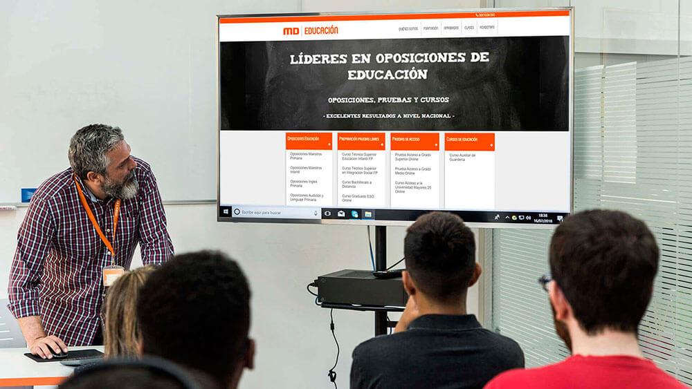 Curso Educacion Infantil Barcelona