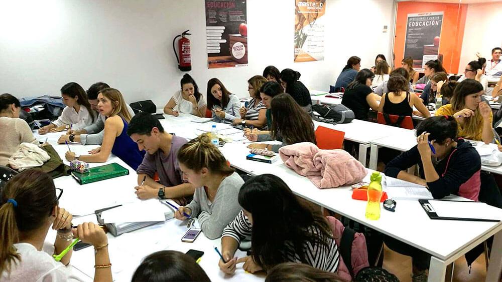 Oposiciones Primaria y Secundaria Sevilla