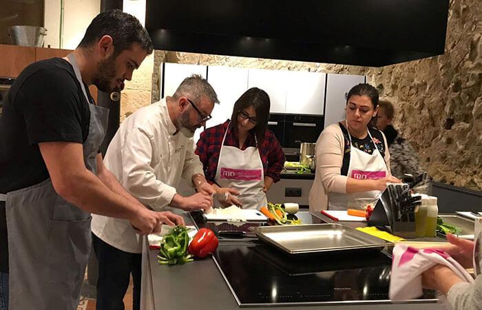Cursos de Cocina Barcelona