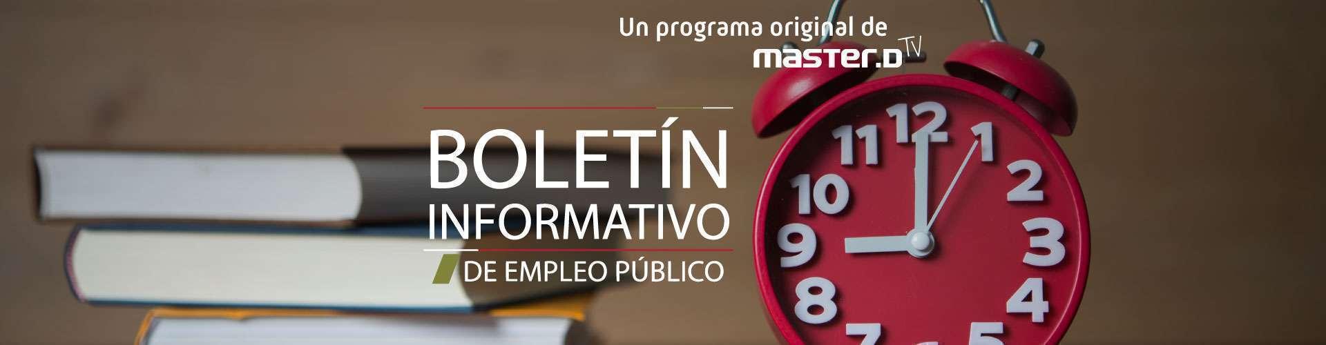 Boletín Informativo de Empleo Público